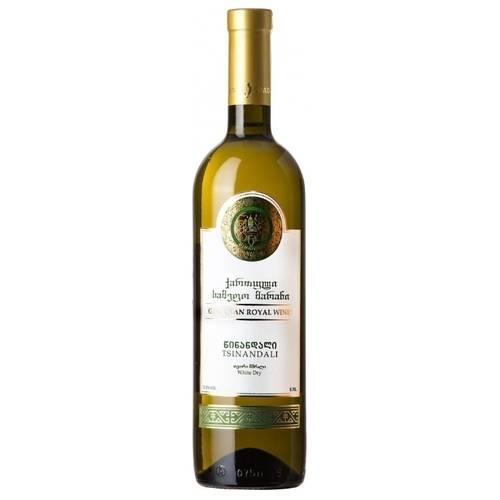 Вино цинандали: история, виды напитка, правила употребления