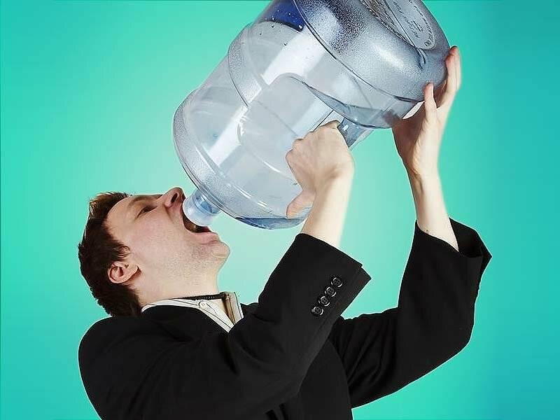 В каких случаях можно пить холодную воду?