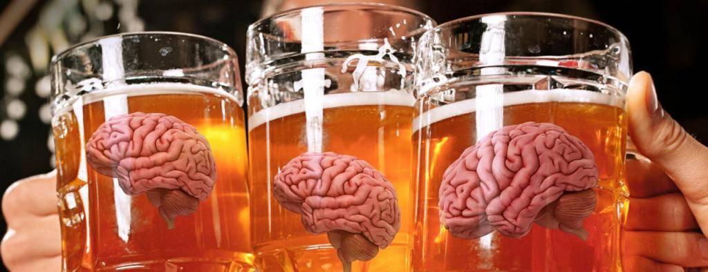 Признаки и лечение пивного алкоголизма