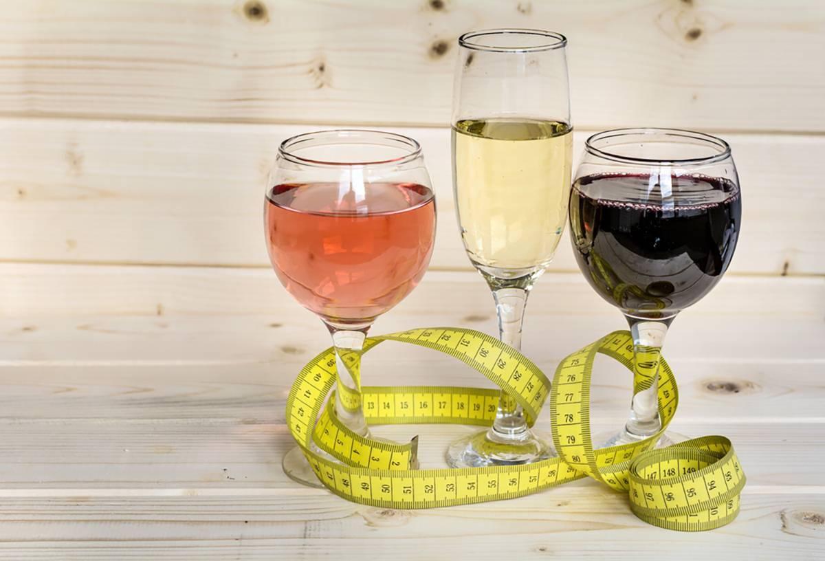 Пиво или вино при похудении