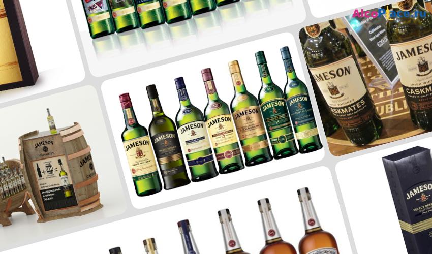 Виски джемисон (jameson): виды, история, как пить | koktejli.ru