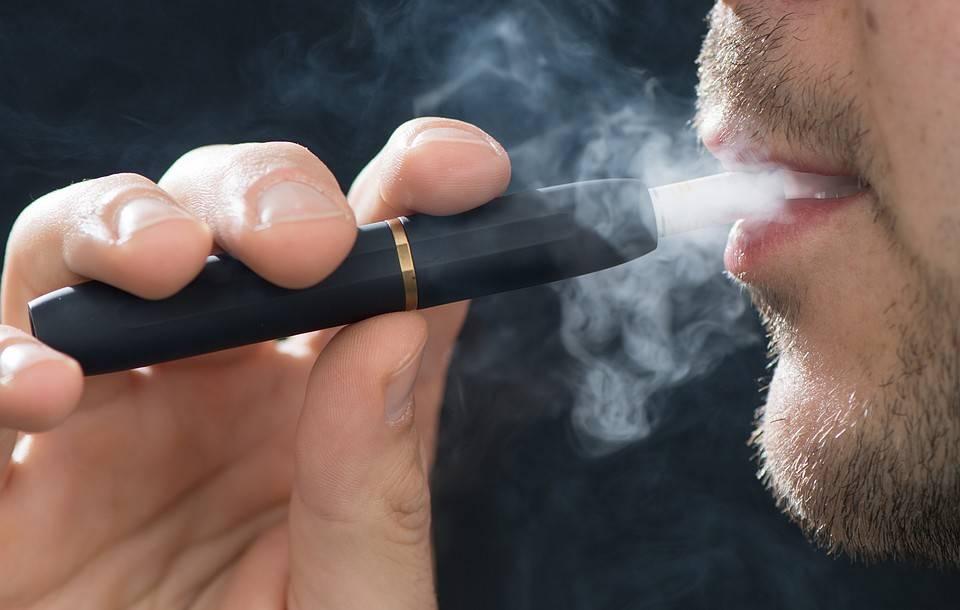 Как бросить курить электронную сигарету