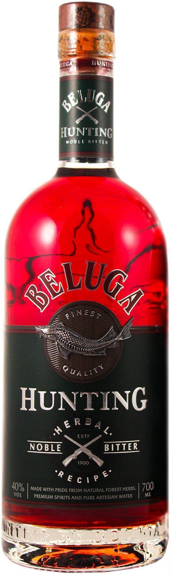 Обзор ликёра Beluga Hunting Berry