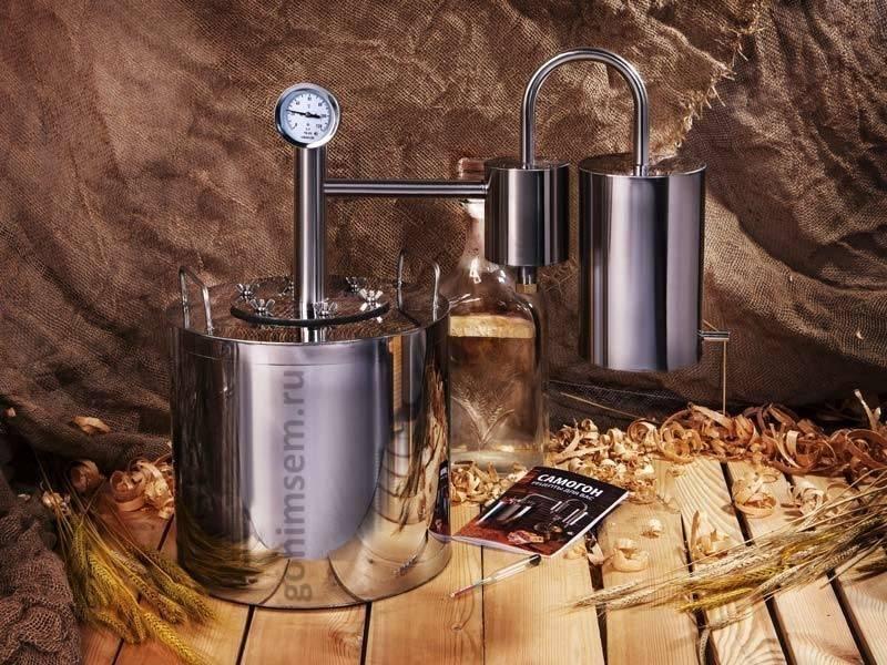 Выбираем самогонный аппарат для виски