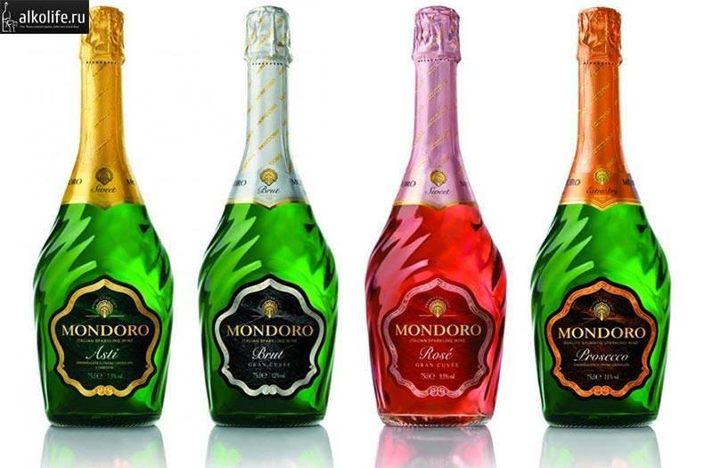 Топ-18 коктейлей с вином красным, белым, розовым и игристым