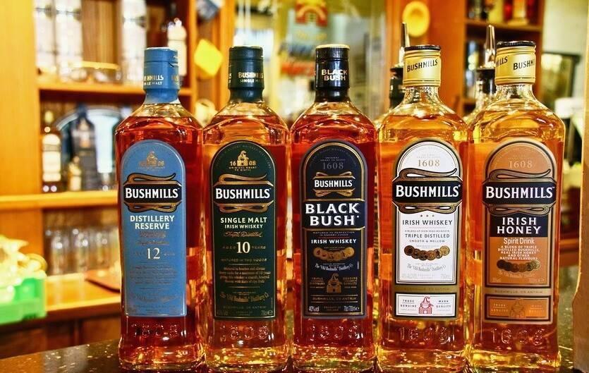 Лучшие рейтинги виски: «библия виски джима мюррея» и другие