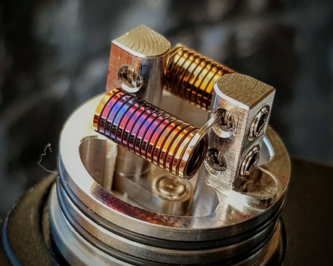 Намотка клэптон (clapton coil) — что это, виды клэптона, как намотать?