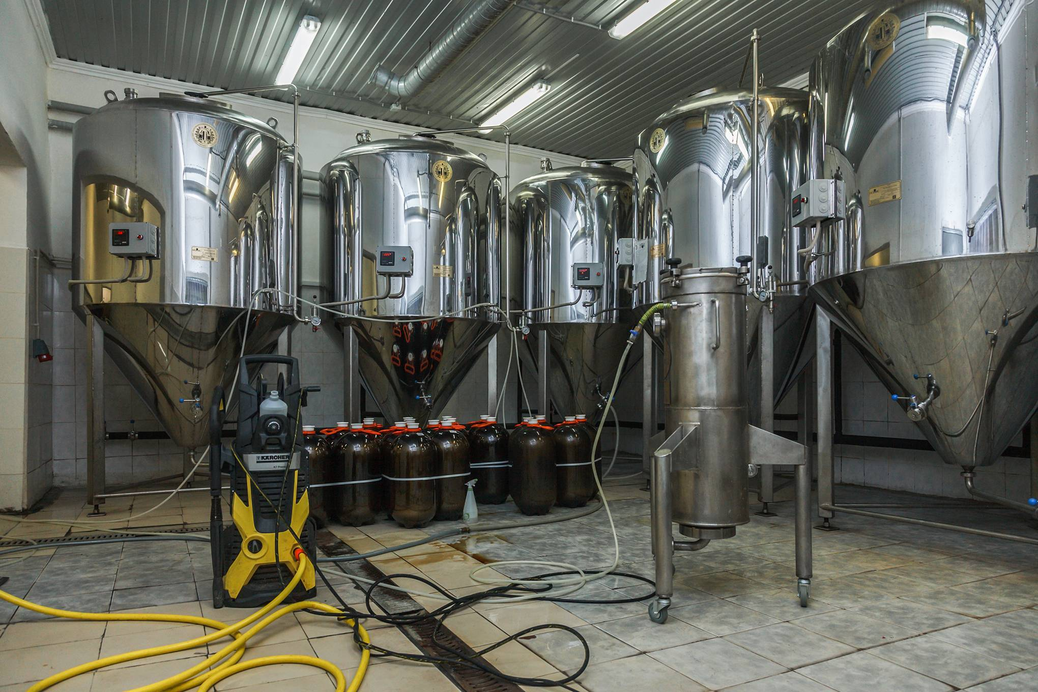 Производство пива в россии: необходимое оборудование, схема и технология