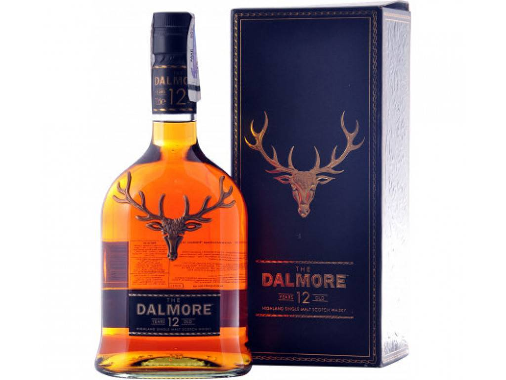 Dalmore (виски): описание, отзывы