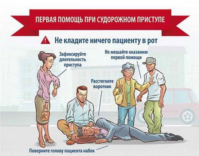 Судороги при алкогольной интоксикации