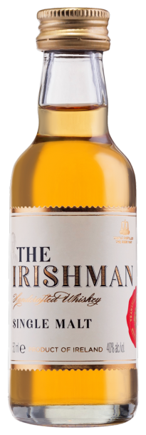 Виски «the irishman» cask strength, gift box, 0.7 л — «айришмен» каск стренг, в подарочной коробке, 700 мл