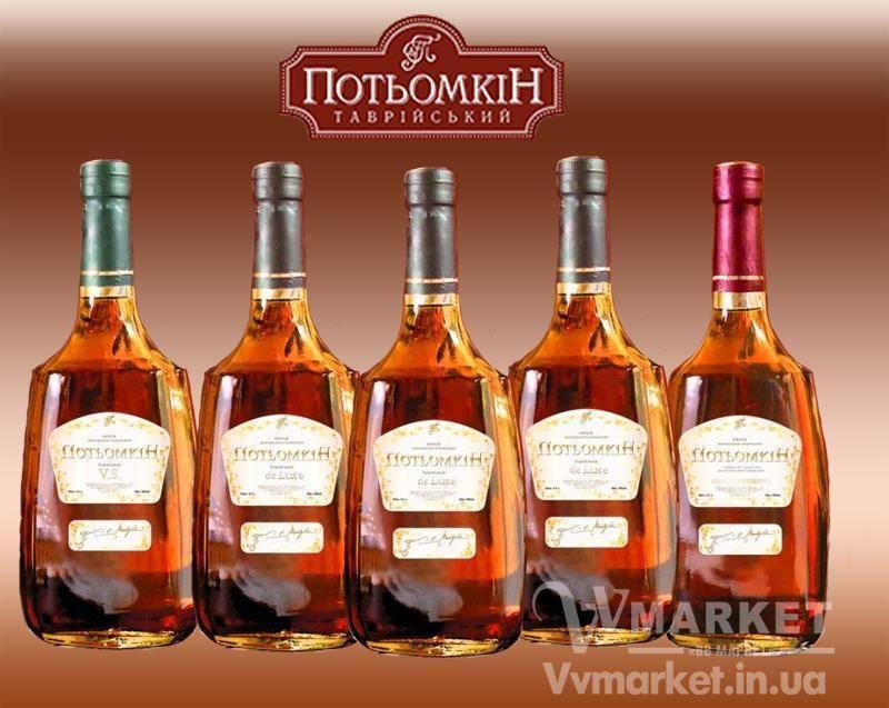 Чем отличается виноградный бренди от коньяка