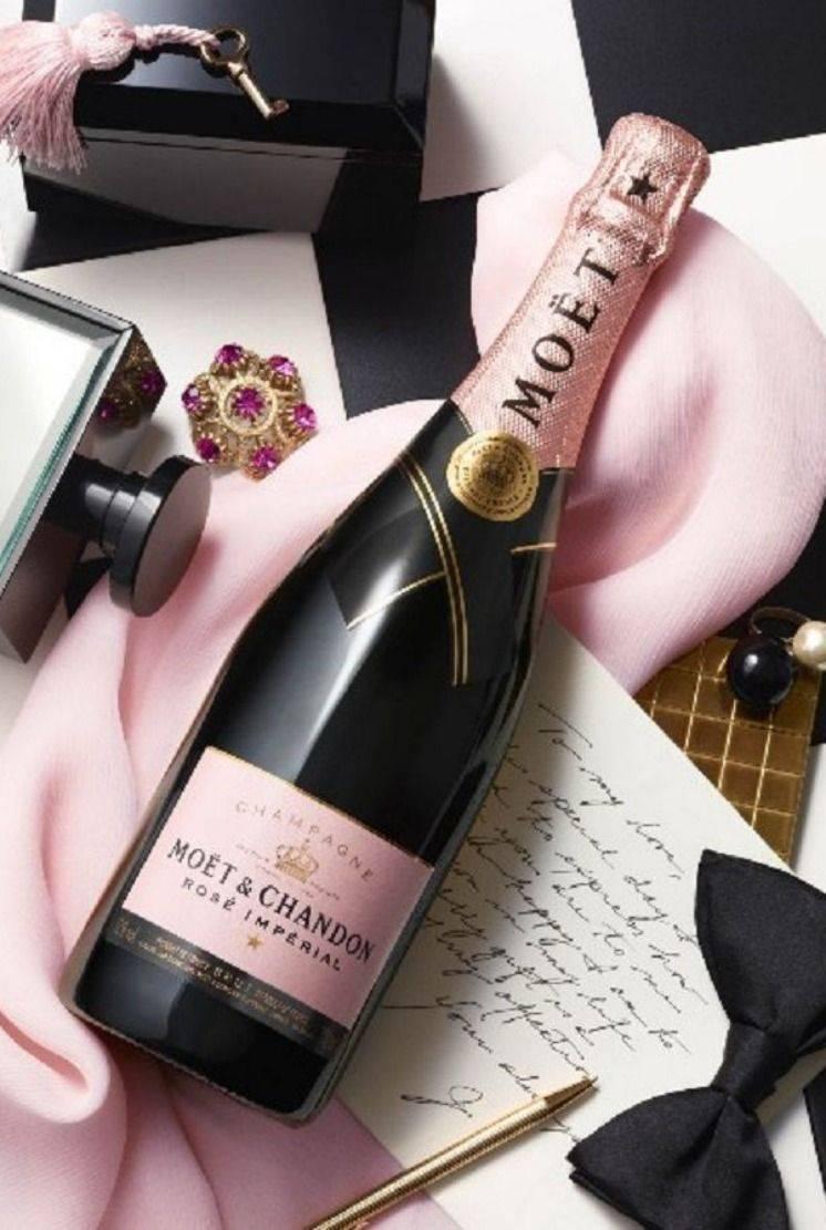 Самое интересное о шампанском моет шандон