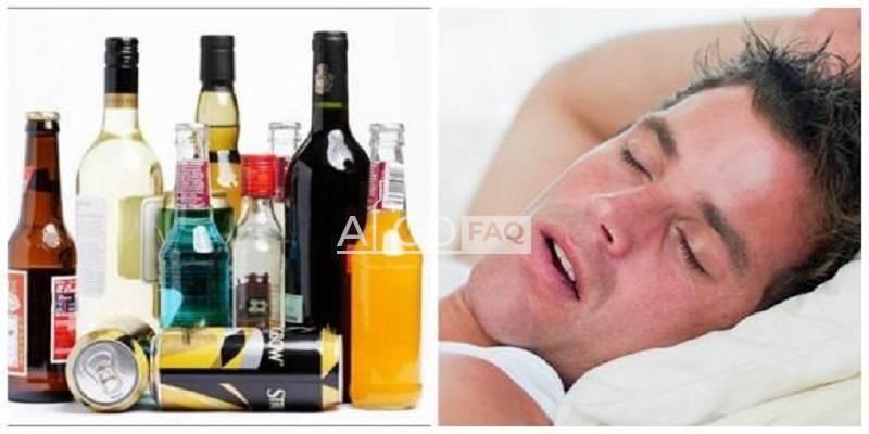 Алкоголь как снотворное иеще пять опасных мифов осне