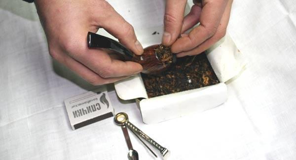 Как правильно забивать трубку табаком: способы, хитрости и секреты