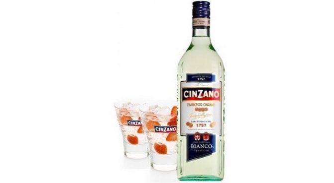 Чинзано: обзор вермутов и шампанского итальянского бренда