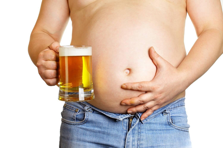 Толстеют ли от пива без закуски
