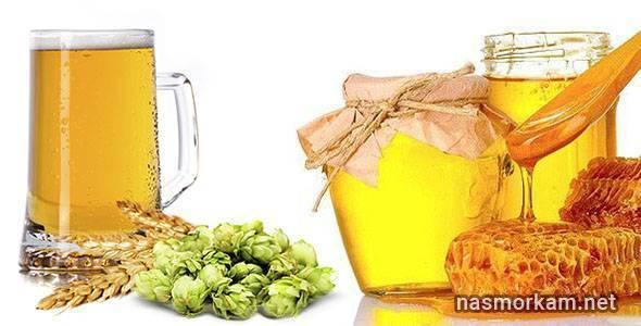 Горячее пиво от кашля и болей в горле - рецепты, лечение