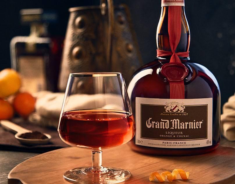 Гранд марнье (grand marnier) – французский цитрусовый ликер на основе коньяка