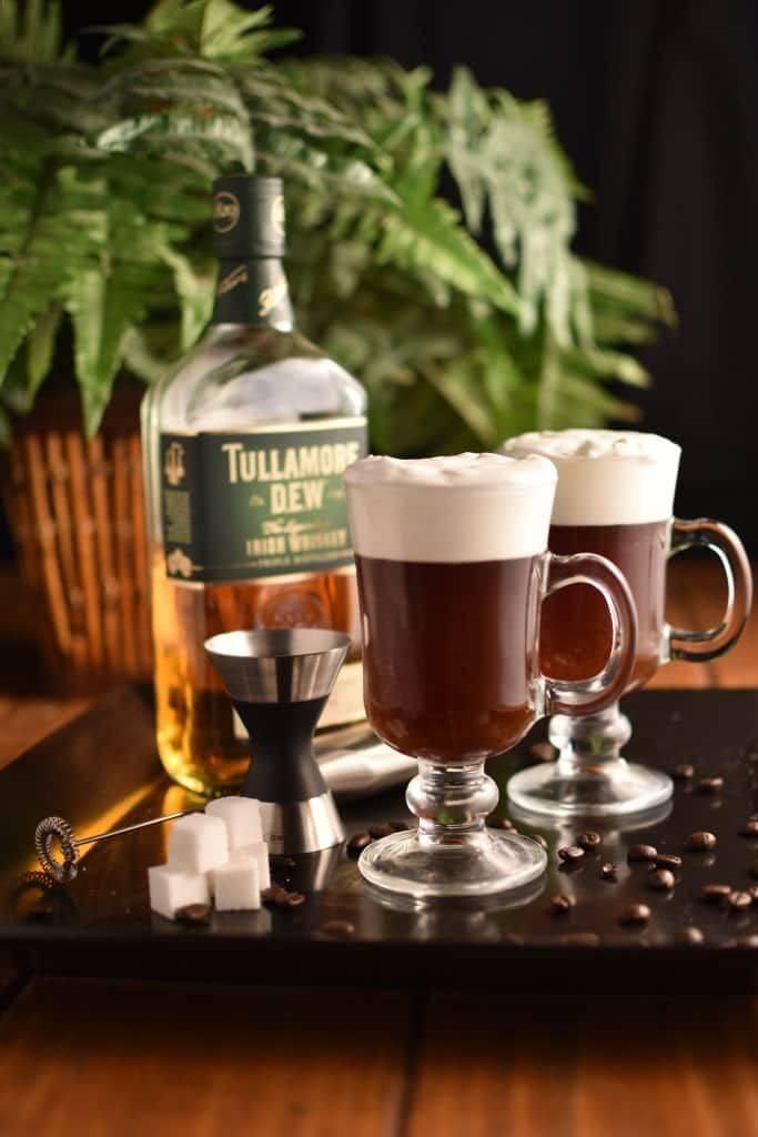Ирландский кофе (irish coffee) – рецепт, состав, как готовить | koktejli.ru