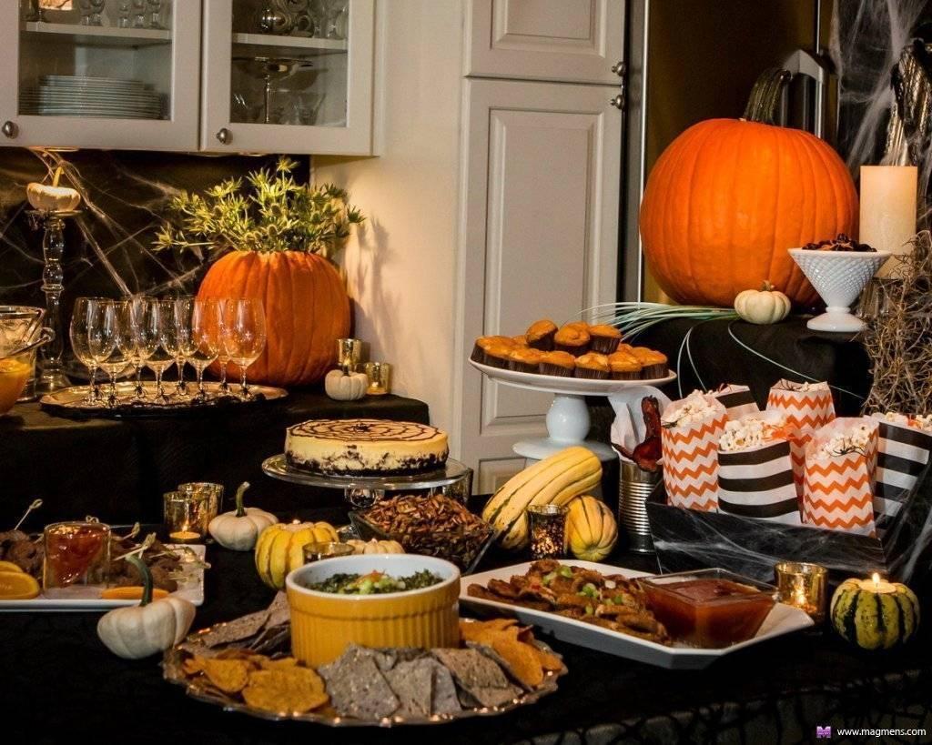 Простые коктейли на хэллоуин: рецепт с фото