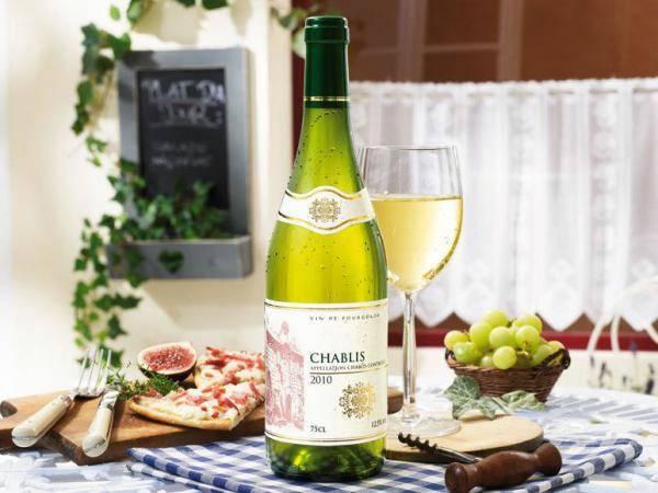 Вино chablis (шабли) - описание, отзывы, цена и виды
