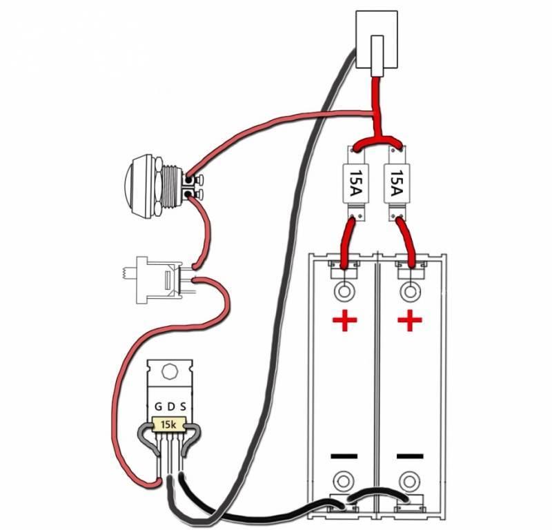 Как сделать самодельный мехмод. как сделать мехмод своими руками пошагово: из фонарика, шприца и дерева минусы регулируемых модов
