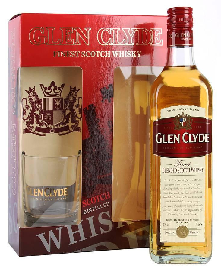Виски глен клайд (glen clyde): история, обзор вкуса и видов