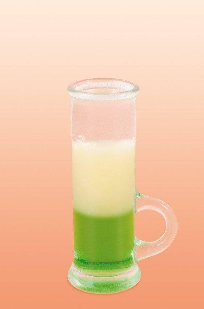 Кисло-сладкий коктейль Зеленый мексиканец. История создания и рецепт приготовления