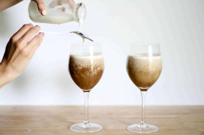 Как приготовить виски с молоком
