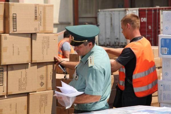 Ввоз товаров в финляндию: разрешенный список
