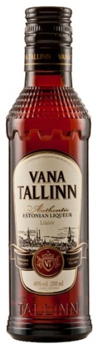 Легендарный ликер «вана таллин»