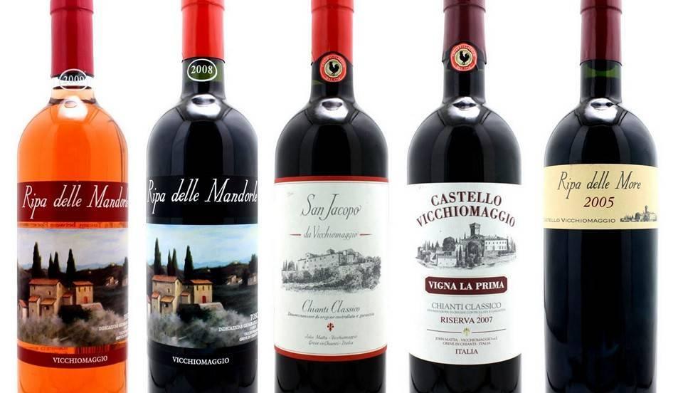 Docg и другие маркировки итальянского вина: что это значит
