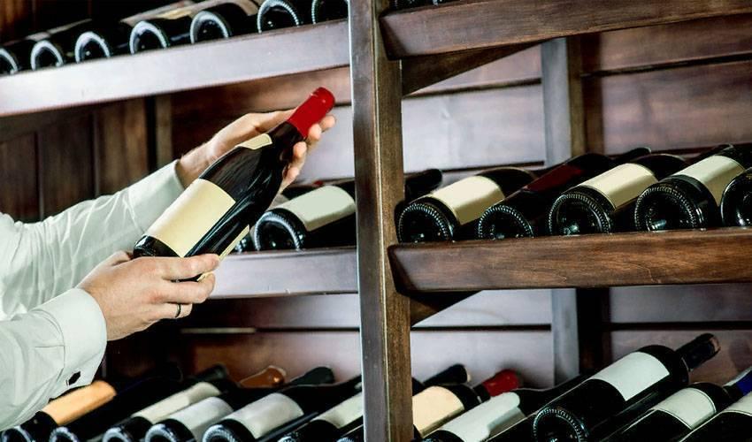 Как правильно хранить вино в закрытой бутылке