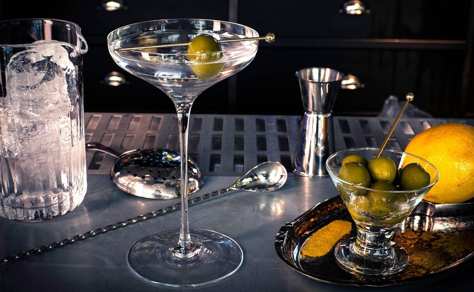 Как сделать коктейль на основе мартини? – женские вопросы