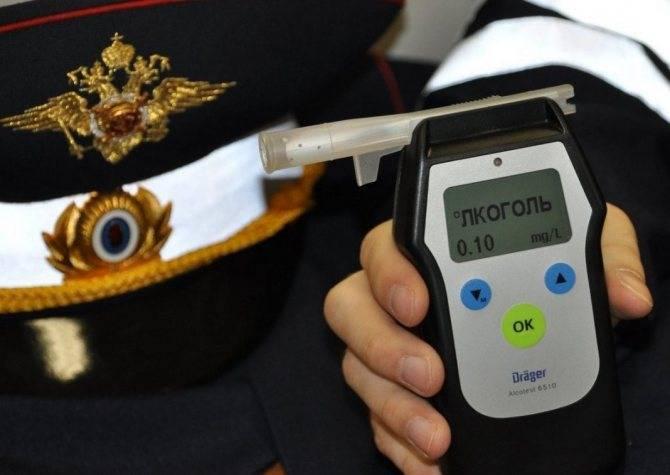 Лишение прав за алкогольное опьянение 2019: статья, как избежать
