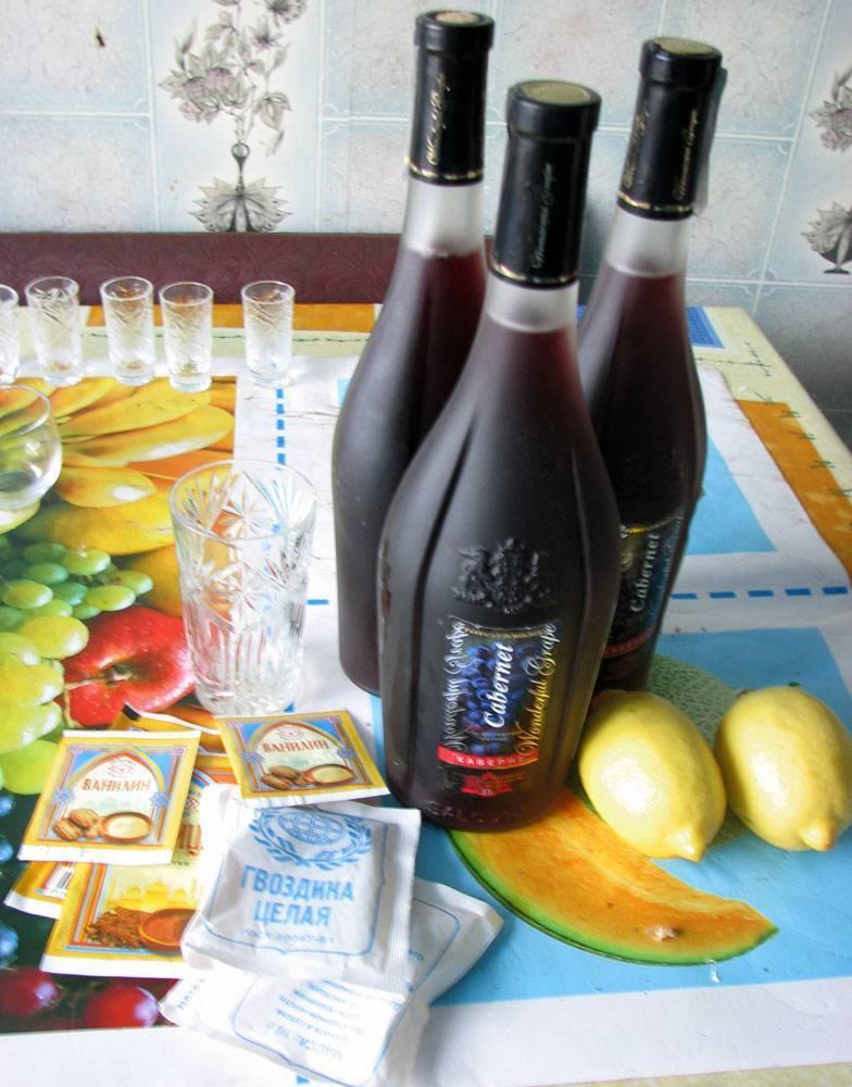 Рецепты глинтвейна из красного вина - 8 лучших и секреты приготовления