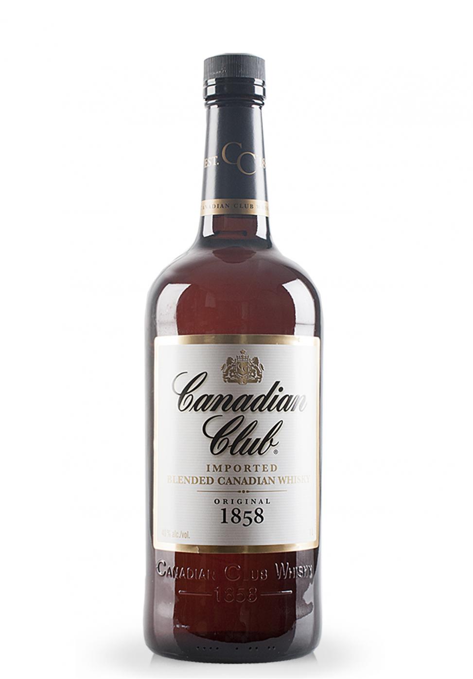 Премиальный виски canadian club - его история, характеристика и виды