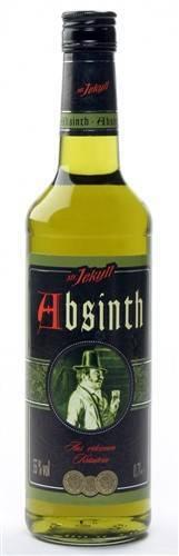 Абсент «мистер джекил (mr.jekyll)» – описание и виды марки