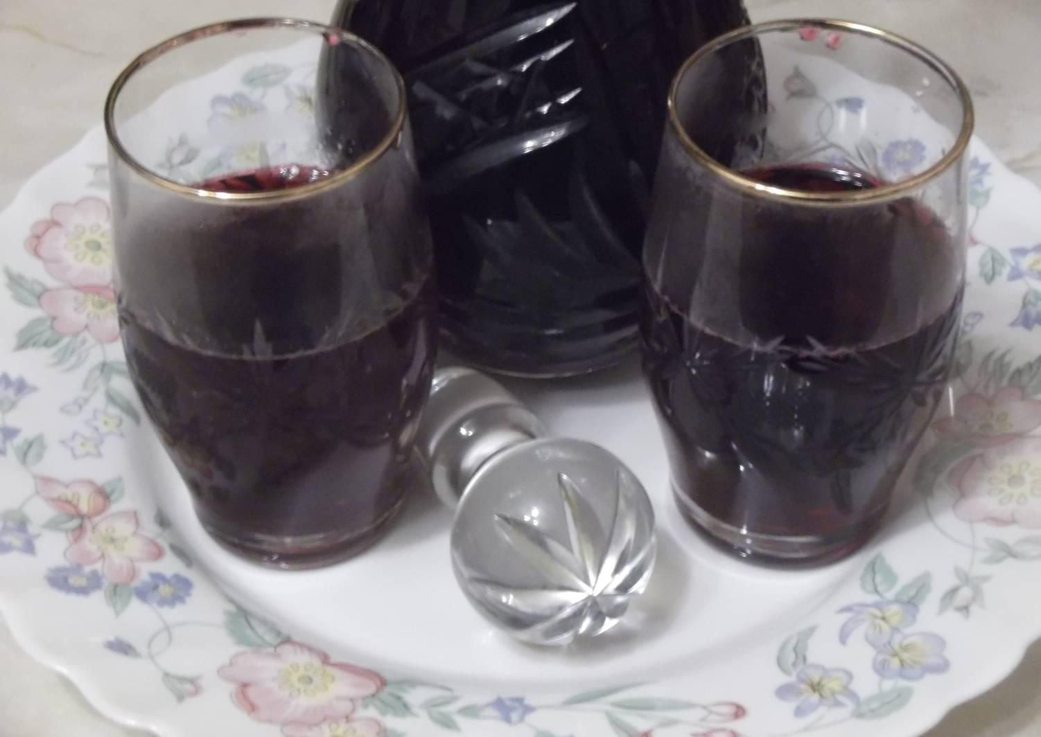 Наливка из рябины красной в домашних условия – 5 рецептов