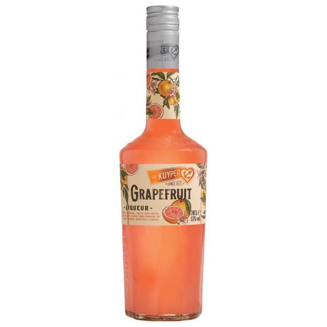 Рецепт приготовления настойки на грейпфруте - алкофан
