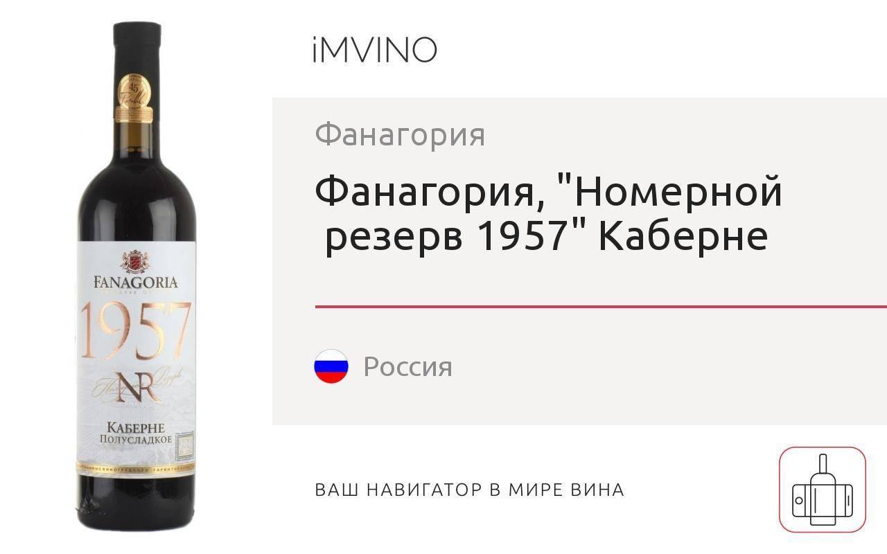 Fanagoria саперави полусладкое вино обзор