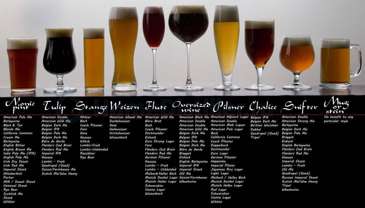 Закуски к пиву в разных странах мира: германия