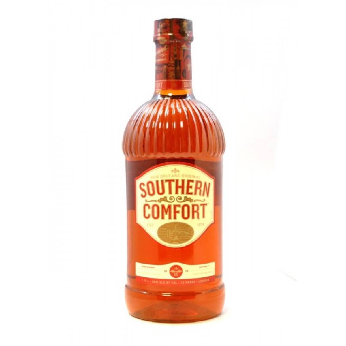 Southern comfort (саузен комфорт) – американский ликер с тяжелой историей