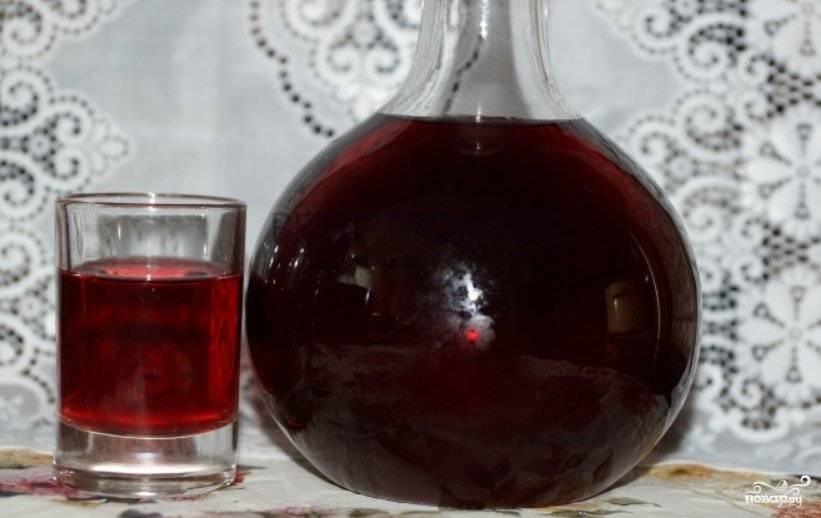 Как приготовить ликер из черной и красной смородины в домашних условиях