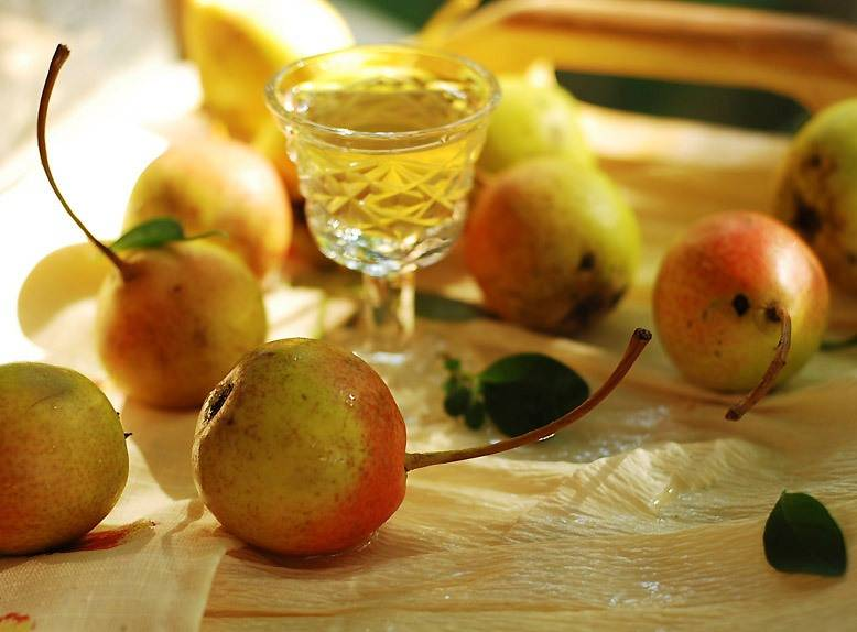 Домашнее вино из грушевого варенья - пошаговый рецепт