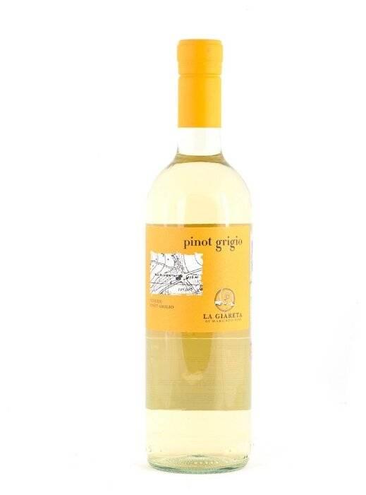 Белый сорт винограда «пино гриджио»