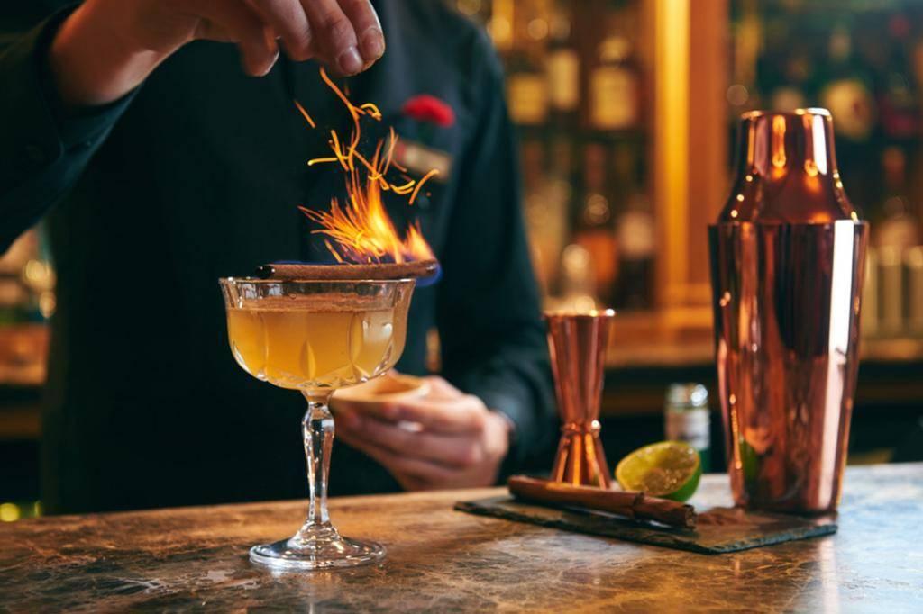 Простые коктейли с абсентом — рецепты