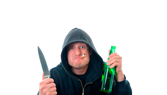 Алкогольная агрессия: что делать и как успокоить агрессивного пьяного мужчину, последствия интоксикации спиртными напитками