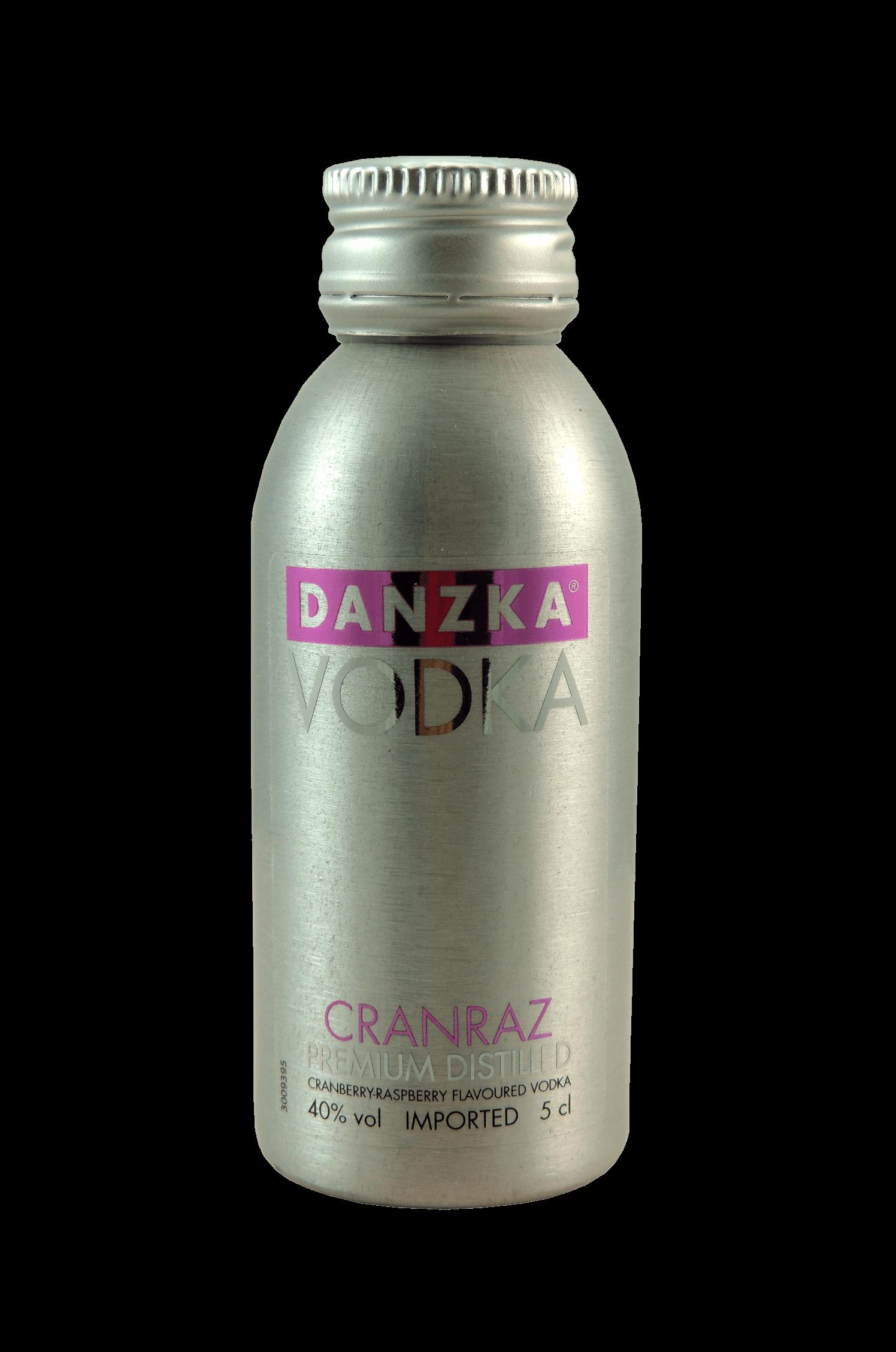 Водка danzka (данска) и ее особенности